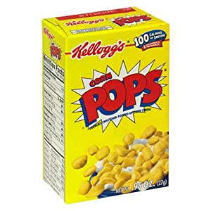 Amazon.com: Corn Pops Cereal, 0.95-Ounce Individual Boxes