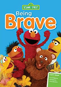 Amazon.com: Sesame Street: Being Brave: Kevin Clash, Alison Bartlett