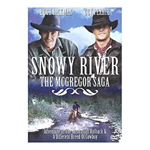 Snowy River: The McGregor Saga - A Different Breed of Cowboy movie