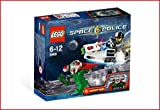 Lego Space Police Squidman's Escape Style# 5969