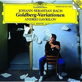 "J.S. Bach: Aria mit 30 Ver�nderungen, BWV 988 ""Goldberg Variations"" - Var. 2 a 1 Clav."