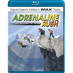 IMAX: Adrenaline Rush - The Science of Risk [Blu-ray]