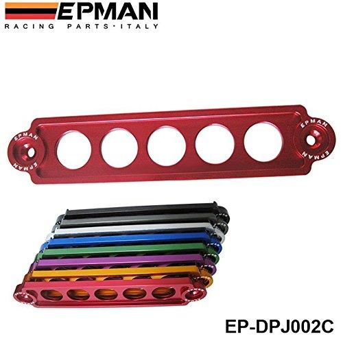 epman Racing in alluminio ricaricabile Tie Down per Honda Civic Si 02-05Nuovo Sostituire Canna di fucile per JDM Stile ep-dpj002C