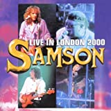 Samson Live In London 2000