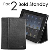 CaseCrown Bold Standby for iPad 2  - Black