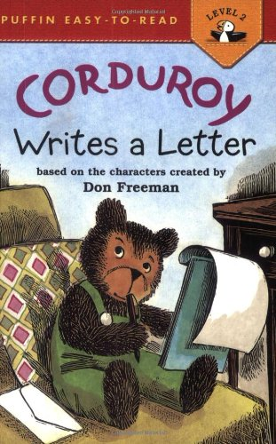 Corduroy Writes a Letter (Easy-to-Read, Puffin)