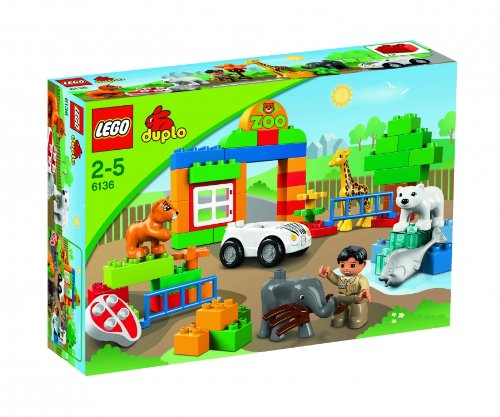LEGO DUPLO 6136 Mein erster Zoo