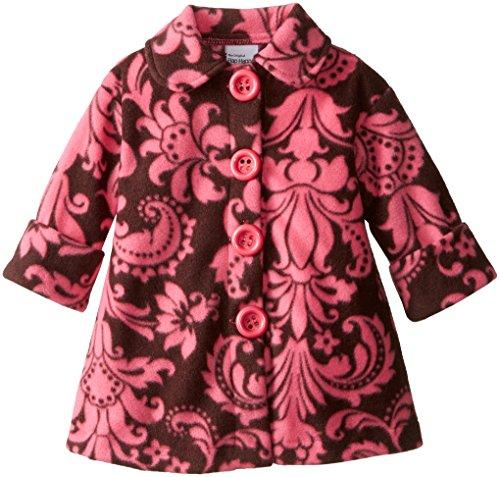 Flap Happy Baby Girls' Madeleine Coat, Parisian Bouquet, 18 Months (Madeleine Clothing compare prices)