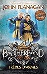 Brotherband, tome 1 : Frères d'armes par Flanagan