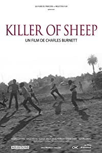 Killer of Sheep Poster Movie French 11x17 Henry G. Sanders Kaycee Moore Charles Bracy Angela Burnett
