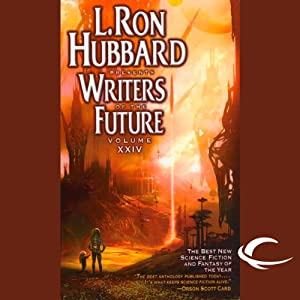 L. Ron Hubbard Presents Writers of the Future, Volume 24 | [Phillip Edward Kaldon, Ian McHugh, J. Kathleen Cheney, David Parish-Whittaker]
