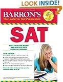 Barron's SAT 25th Edition