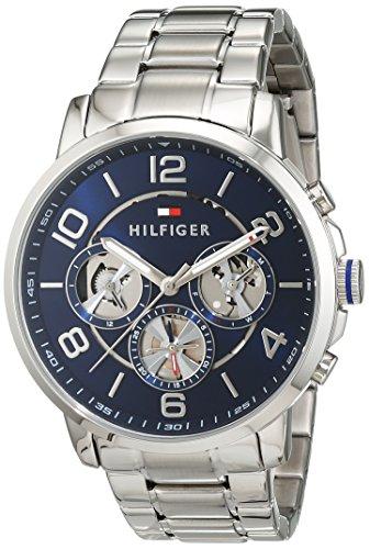 Tommy Hilfiger Herren-Armbanduhr Sophisticated Sport Analog Quarz Edelstahl 1791293 thumbnail
