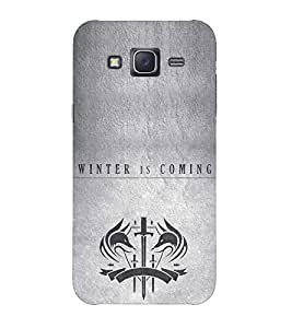 Doyen Creations Printed Back Cover For Samsung Galaxy A7