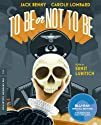 Criterion Collection: To Be or Not to Be [Blu-Ray]<br>$1085.00