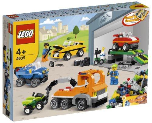 LEGO Steine & Co. 4635 - Bausteine