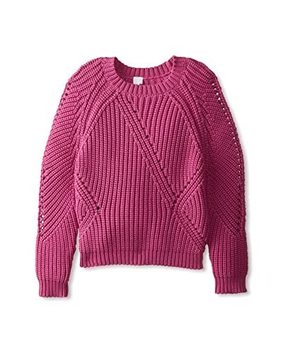 Shae Women's Nemo Cropped Pullover Sweater
