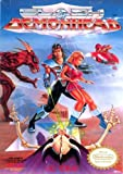Clash at Demonhead - Nintendo NES