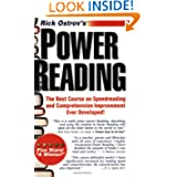 Power Reading : The Best, Fastest, Easiest, Most Effective Course on Speedreading and Comprehension Ever Developed...