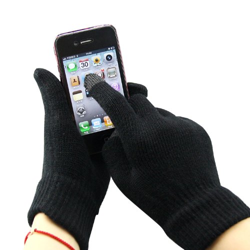 On sales! HOTER® Unisex Keep Warm Iphone Ipad Ipod Itouch Touch Screen Gloves (5 Colors)