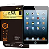 iPad Mini 4 Screen Protector,by Ailun,Tempered Glass,9H Hardness,2.5D Curved Edge,Ultra Clear Transparency,Bubble Free,Anti-Scratches,Fingerprints&Oil Stains Coating,Case Friendly