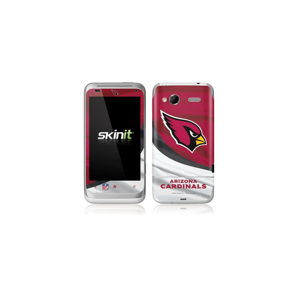 NFL Arizona Cardinals Radar 4G Skin   Arizona Cardinals Vinyl Decal Skin For Your Radar 4G