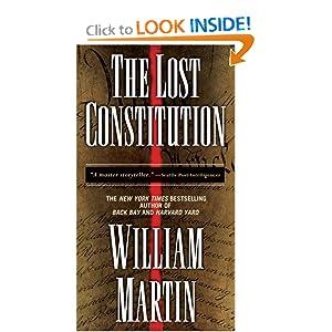The Lost Constitution William Martin