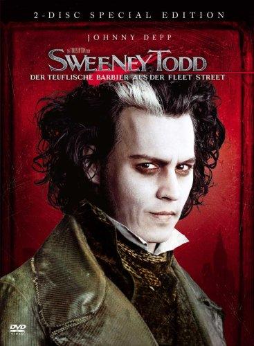 Sweeney Todd - Der teuflische Barbier aus der Fleet Street [2 DVDs]
