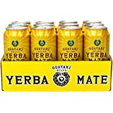Guayaki Yerba Mate, Lemon Elation, 16 Ounce (Pack of 12)