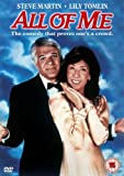 All Of Me [DVD] [1984]