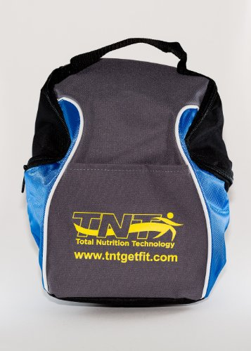 Tnt Reusable Insulated Soft-Sided Cooler Lunch Bag