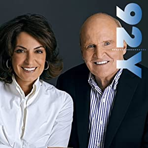 Jack and Suzy Welch at the 92nd Street Y | [Jack Welch, Suzie Welch]