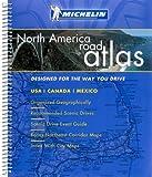 echange, troc Michelin - Atlas : Amérique du Nord (A4 spirale)