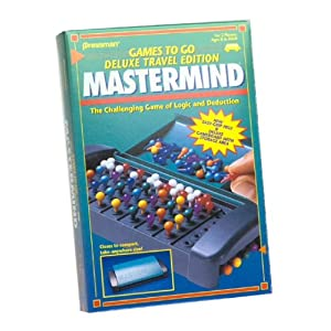 Click to buy Mastermind Game from Amazon!