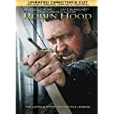 Robin Hood (Single-Disc Unrated Director's Cut) ~ Russell Crowe