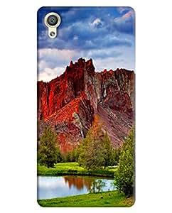 Back Cover for Sony Xperia X,Sony Xperia X Dual By FurnishFantasy