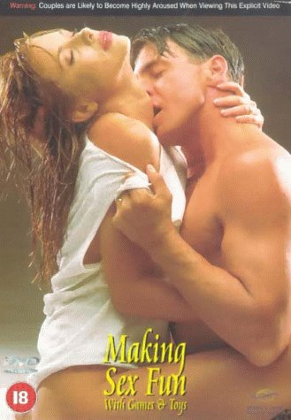 Better Sex Series - Making Sex Fun With Games And Toys [1992] [DVD]