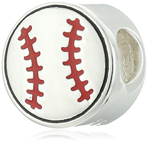 Chamilia Baseball Mom Bead Charms