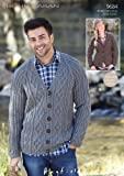 Cardigans in Hayfield Bonus Aran Tweed - 9684