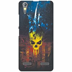 Lenovo A6000 Plus Printed Mobile Back Cover