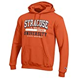 Syracuse Orange Champion Eco Powerblend Fleece Hood