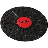 SPRI Plastic Round Wobble Balance Board