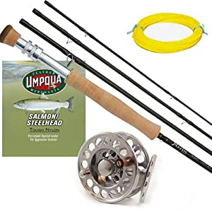 Deluxe Steelhead Fly Fishing Outfit 10