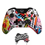Xbox One Custom Controller - Sticker Bomb