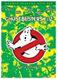 510KCP63P0L. SL160  Ghostbusters Double Feature Gift Set (Ghostbusters/ Ghostbusters 2 and Commemorative Book)