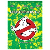Ghostbusters Double Feature Gift Set (Ghostbusters / Ghostbusters 2 + Commemorative Book) ~ Bill Murray