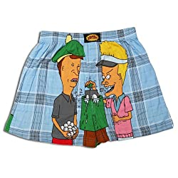 Beavis and Butt-Head: Filthy Balls Boxers - Guys