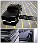 Tri-Fold Soft Tonneau Cover FOR 05-14 FRONTIER KING/CREW EXT 09 EQUATOR 6 ft BED