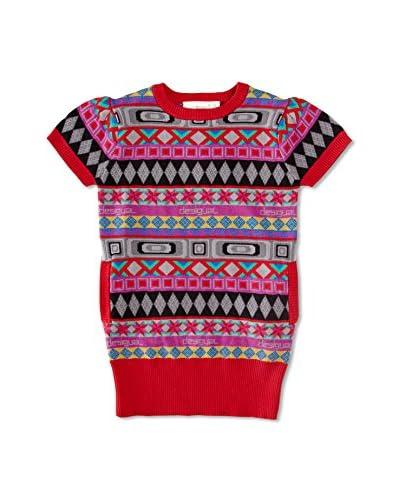 Desigual Pullover Jenifer [Rosso]
