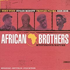 African Brothers   Mysterious Nature (1970)By SeBFuNiX preview 0